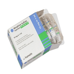 Morphine Sulfate 10 Mg ML Injection